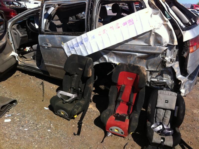Joie Car Seat Car Accident