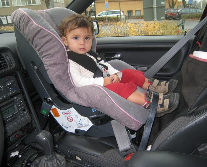 Installing Two Rear Facing Car Seats