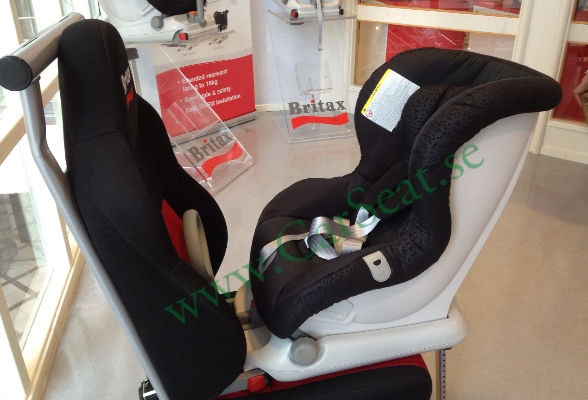 Britax Max-Fix installation and pre-orders