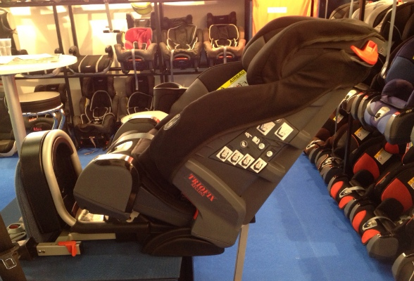 First look at the new Klippan Triofix Recline