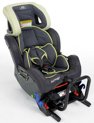 Swedish RF Seats Ideal For Small And Large Cars Are Britax Hi Way Duologic Isofix Both These Require About The Same Space Will Fit Almost