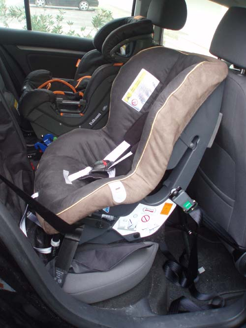 Strålende Rear facing in real life – CarSeat.se LY-54
