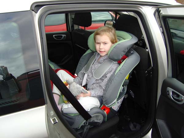 Rear Facing Basics – CarSeat.se